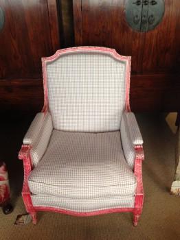 L XVI style armchair