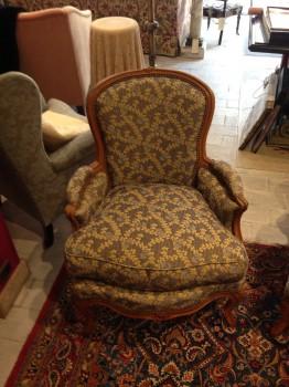 L XV armchair